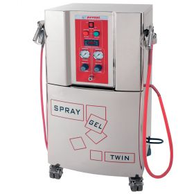 spray gel twin-machines-Pavoni Italia