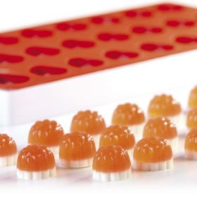 TG1005-Silicone-jelly moulds-grape