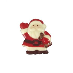 T502-Christmas-Santa Claus-silkscreened moulds