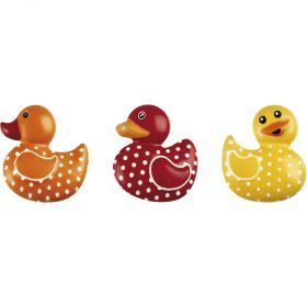 T851-Easter Duck-silkscreened-thermoformed mould