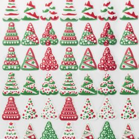 T855-Christmas-silkscreened moulds