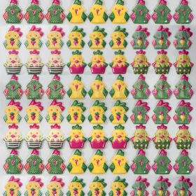 T856-Easter-silkscreened mould