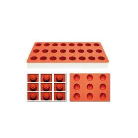 TG1009-Silicone-jelly moulds-blackberry