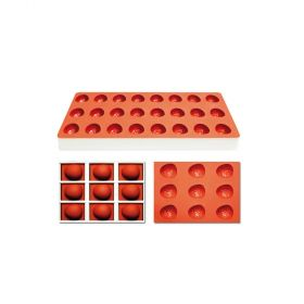 TG1012-Silicone-jelly moulds-strawberry