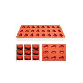 TG1021-Silicone-jelly moulds-pear
