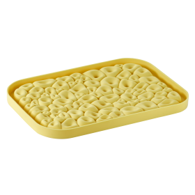 Coral Top Ice silicone mould for half pan