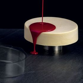 VL240 Pavoni Italia disposable and recyclable mould for cakes Voilà