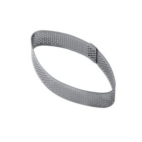 Monoportion-oval-micro perforated band