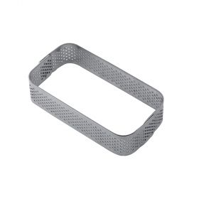 XF13-Rectangular- stainless-steel-micro-perforated-band