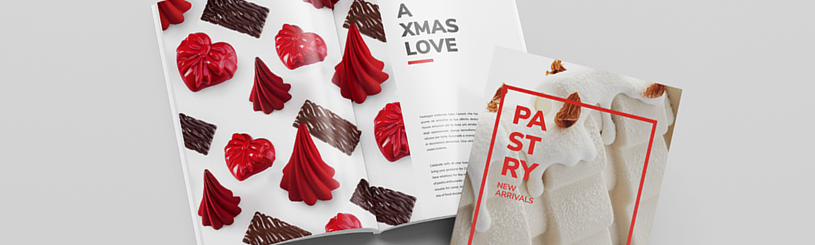 Brochure Pastry New Arrivals