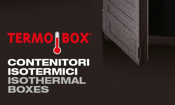 Catalogo Pavoni Italia Isothermic Boxes