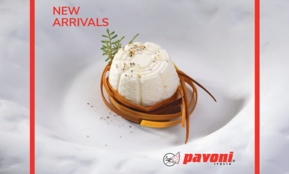 Catalogo Pavoni Italia HoReCa New Arrivals Food