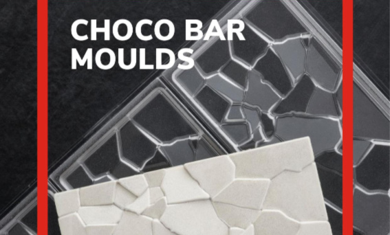 Catalogo Pavoni Italia Choco Bar Moulds