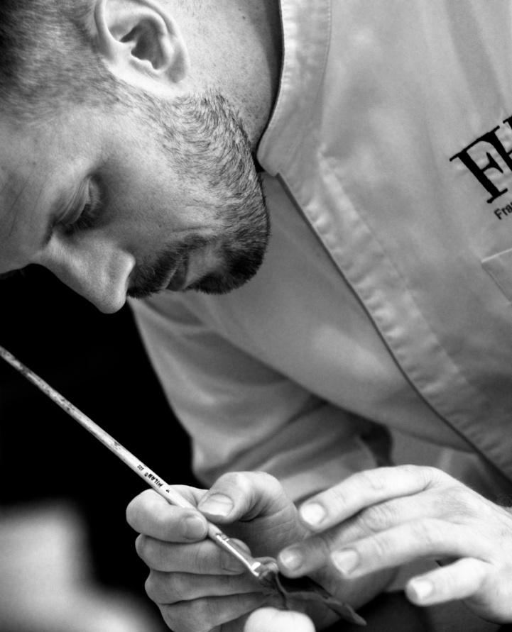 Chef Frank Haasnoot