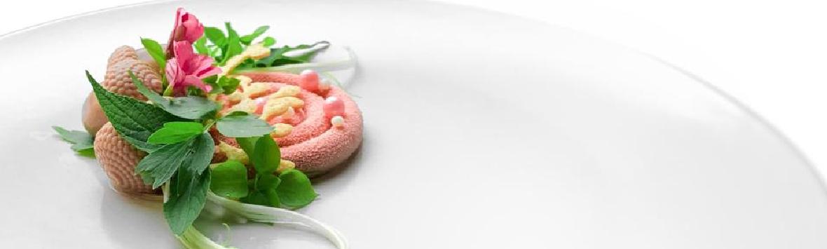 Ricetta Mousse di barbabietola e noci con cialda di amaranto Giulio Bettini