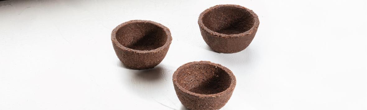 Ricetta Frolla cacao 8% Yuri Cestari