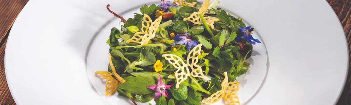 Ricetta Fresh Salad Paolo Griffa