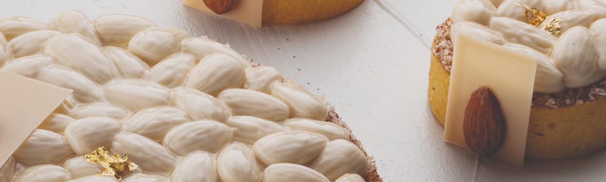 Ricetta crostata mandorla Laghi